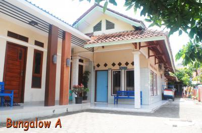 Bungalow 3 Kamar A